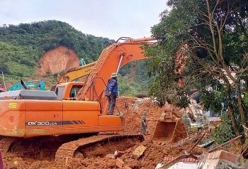 Đã tìm thấy thi thể 14 cán bộ, chiến sĩ gặp nạn tại Đoàn Kinh tế-Quốc phòng 337