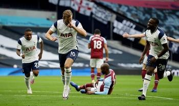 Bảng xếp hạng Ngoại hạng Anh (NHA) ngày 19/10: Tottenham hòa điên rồ, MU xếp thứ mấy?