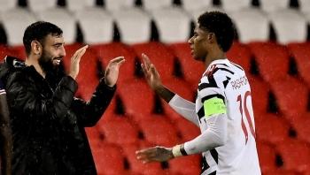 Kết quả bóng đá, Bảng xếp hạng Cúp C1 ngày 21/10: PSG 1-2 MU, đẳng cấp trở lại