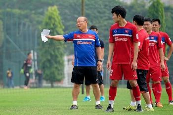 Bóng đá Việt Nam hôm nay (21/10/2020): Thầy Park ấn định ngày hội quân ĐT Việt Nam