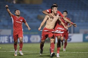 Bóng đá Việt Nam hôm nay (27/10/2020): Viettel mất Trọng Đại ở trận