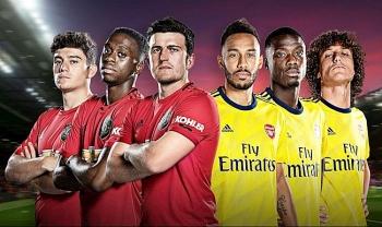 Lịch thi đấu vòng 7 Ngoại hạng Anh 2020/2021: MU vs Arsenal