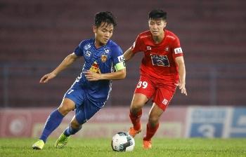 Bảng xếp hạng V-League 2020: Nam Định trụ hạng, Quảng Nam xuống hạng Nhất