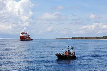 Luật Cảnh sát biển Việt Nam quy định về  Quyền hạn của Cảnh sát biển