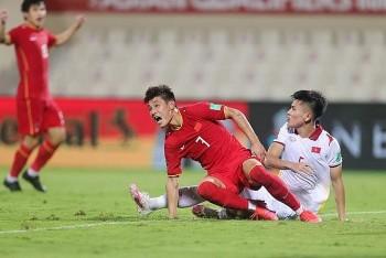 Thanh Bình chia tay ĐT Việt Nam trước trận gặp Oman