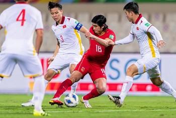 Để thua liên tiếp, ĐT Việt Nam có thể bị bật khỏi top 100 BXH FIFA