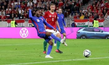 Link xem trực tiếp Anh vs Hungary (01h45, 13/10) - Vòng loại World Cup 2022