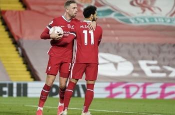 Bảng xếp hạng Ngoại hạng Anh (NHA) ngày 1/11: Liverpool trở lại vị trí số 1, chờ MU bứt phá