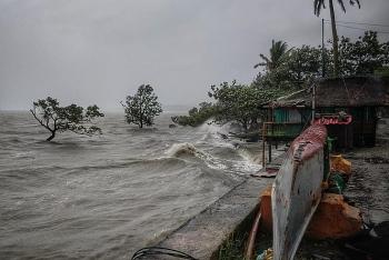 Ban Chỉ đạo Trung ương về Phòng chống thiên tai ban hành Công điện khẩn chuẩn bị ứng phó với bão Goni