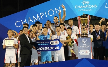 V-League 2021 khởi tranh vào tháng 1, áp dụng thể thức lạ