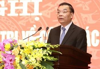 Quốc hội phê chuẩn miễn nhiệm ông Chu Ngọc Anh, Lê Minh Hưng