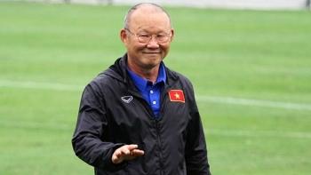 HLV Park Hang-seo 'méo mặt' ở AFF Cup 2021