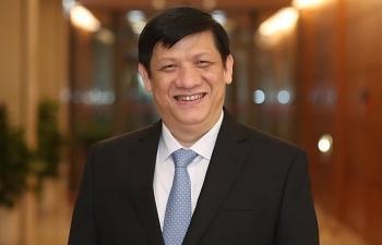Ông Nguyễn Thanh Long chính thức trở thành Bộ trưởng Bộ Y tế