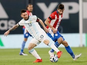 Bảng xếp hạng vòng loại World Cup 2022 khu vực Nam Mỹ: Argentina lên vị trí số 1