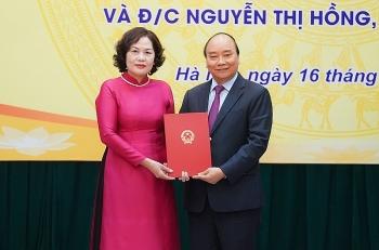 Thủ tướng trao quyết định và giao nhiệm vụ cho tân Thống đốc Ngân hàng NNVN