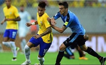 Lịch thi đấu bóng đá vòng loại World Cup 2022 khu vực Nam Mỹ: Uruguay vs Brazil, Peru vs Argentina