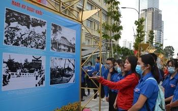 Khai mạc triển lãm kỷ niệm 80 năm Ngày Nam Kỳ khởi nghĩa