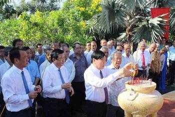 Kỷ niệm 80 năm Ngày Nam Kỳ khởi nghĩa và 98 năm Ngày sinh Thủ tướng Võ Văn Kiệt