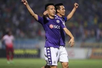 Chuyển nhượng V-League ngày 25/11: Hà Nội FC chốt tương lai với Hùng Dũng, Viettel chia tay tiền đạo số 1