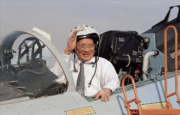 100 năm ngày sinh Đại tướng Lê Đức Anh: Nhà chính trị-quân sự tầm cỡ