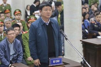 Hôm nay, cựu Bộ trưởng Đinh La Thăng hầu tòa tại TP.HCM