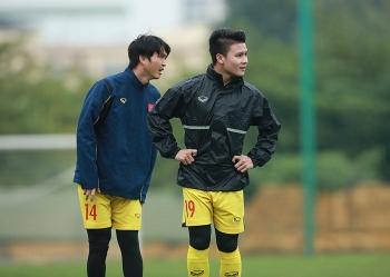 Tin tức bóng đá Việt Nam ngày 22/12: Quang Hải, Tuấn Anh sẵn sàng 'chiến' với U22 Việt Nam