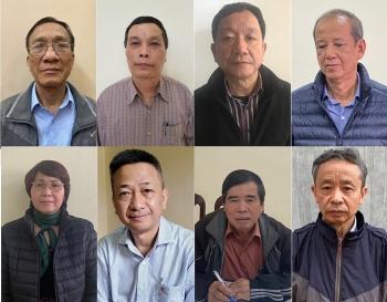 19 bị can trong vụ án Gang thép Thái Nguyên giai đoạn 2 bị truy tố vì tội gì?