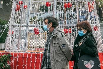 Thế giới đón Giáng sinh trong lo âu bởi đại dịch Covid-19
