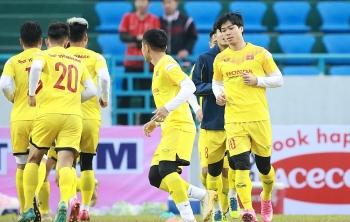 Tin tức bóng đá Việt Nam ngày 25/12: Quang Hải, Công Phượng sẽ đấu với đàn em U22 trên sân Việt Trì