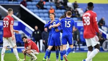 Kết quả, Bảng xếp hạng Ngoại hạng Anh (NHA) ngày 27/12: MU xuống vị trí thứ 4, Chelsea thua sốc