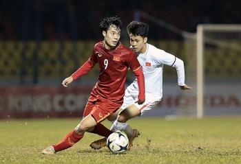 Link xem trực tiếp ĐT Việt Nam vs ĐT U22 Việt Nam, 17h00 ngày 27/12