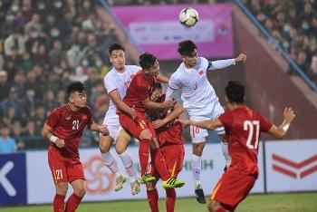ĐT Việt Nam 2-2 U22 Việt Nam: Quang Hải lập siêu phẩm, Hữu Thắng khiến đàn anh 'ôm hận'