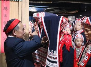 Đặc sắc lễ cưới người Dao đỏ ở Hoàng Su Phì