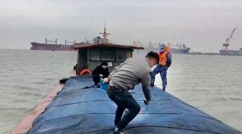 200.000 tấn than trái phép được bắt giữ ở vùng biển Hải Phòng, Quảng Ninh