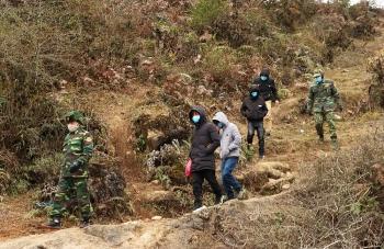 Hà Giang: Phát hiện 31 công dân nhập cảnh trái phép từ biên giới Trung Quốc