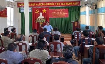 Ninh Thuận: Tuyên truyền cho ngư dân về Luật Thủy sản