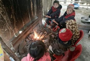 Lào Cai: Nhịp sống trong sương mù của người dân vùng cao biên giới