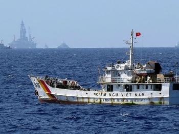 Mỹ có động thái mạnh mẽ với Trung Quốc ở Biển Đông