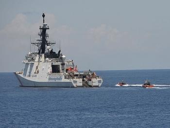 Mỹ gộp 3 lực lượng để ứng phó ở Biển Đông: Việt Nam nói gì?