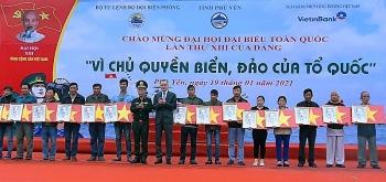 """Phú Yên: Tổ chức chương trình """"Vì chủ quyền biển, đảo của Tổ Quốc"""""""