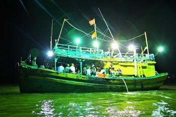Cà Mau: Phát hiện một chủ tàu cá chở người nhập cảnh trái phép qua đường biển