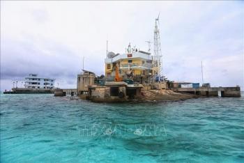 Khám phá vẻ đẹp của quần đảo Trường Sa