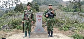 """""""Lá chắn thép"""" phòng, chống dịch Covid-19 trên biên giới miền Tây Nghệ An"""