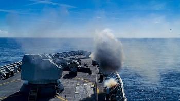 Trung Quốc tuyên bố tập trận một tháng trên Biển Đông
