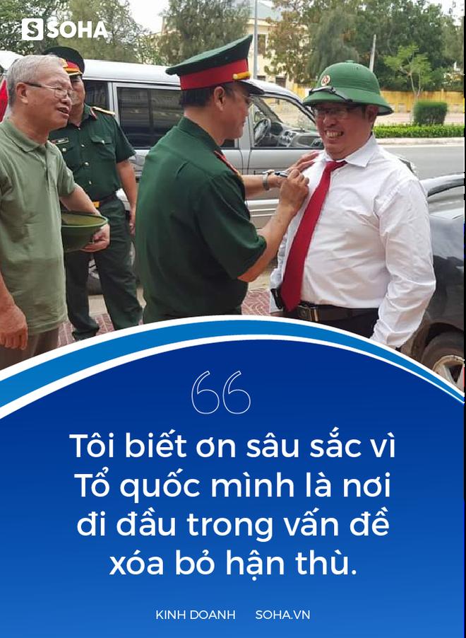 Cha đẻ của bia biển đảo: Khi uống bia, thay vì hò dô, hãy hô to Hoàng Sa, Trường Sa là của Việt Nam! - Ảnh 2.