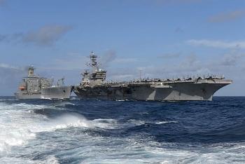 Mỹ tuyên bố sẽ đối đầu với Trung Quốc ở Biển Đông