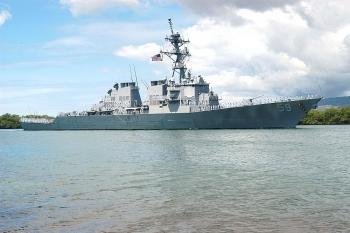 Mỹ đẩy mạnh hoạt động ở Biển Đông, thách thức Trung Quốc