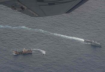 Hải quân Trung Quốc tập trận dồn dập ở Biển Đông bất chấp sự phản ứng của dư luận