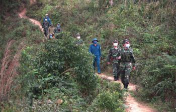 Kiểm soát chặt chẽ việc nhập cảnh tại các tỉnh biên giới Việt Nam