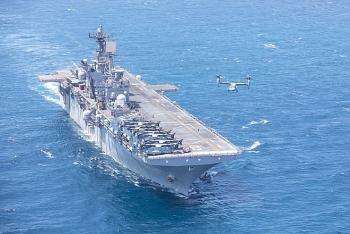 Mỹ điều thêm chiến hạm đến Biển Đông